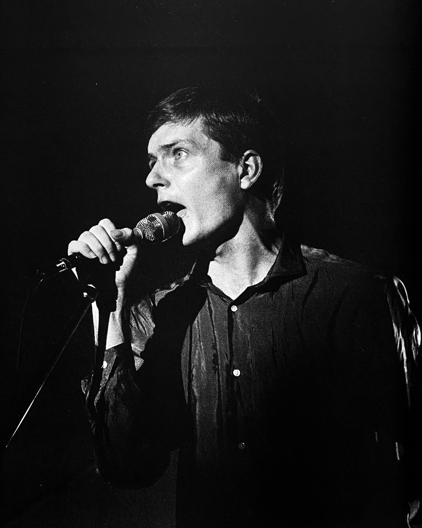 <b>Joy Division </b><br>Kevin Cummins
