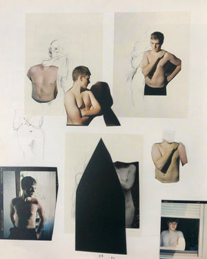 <b>Jens F. (signed) </b><br>Collier Schorr - Janus Books