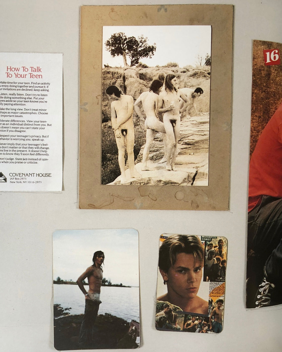 Larry Clark: The Perfect Childhood