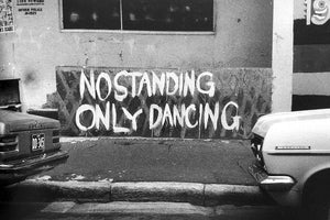<b>No Standing, Only Dancing </b><br>Rennie Ellis