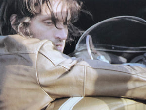 <b>The Brown Bunny </b><br> Vincent Gallo