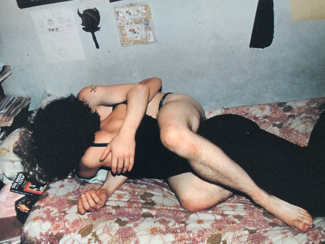 <b>Couples and Loneliness </b><br>Nan Goldin - Janus Books