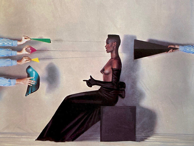 <b>Jungle Fever </b><br>Jean-Paul Goude