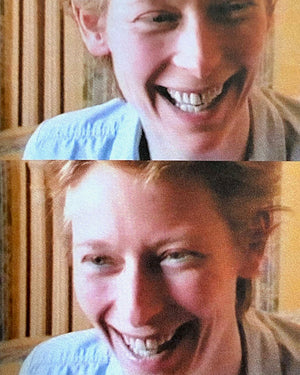 <b>Sorry to Make you Throw up </b><br>Tilda Swinton