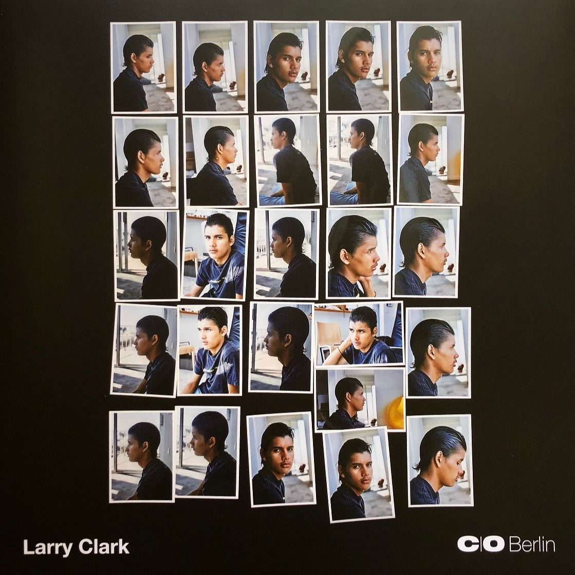 <b>Berlin 2012 </b><br> Larry Clark - Janus Books