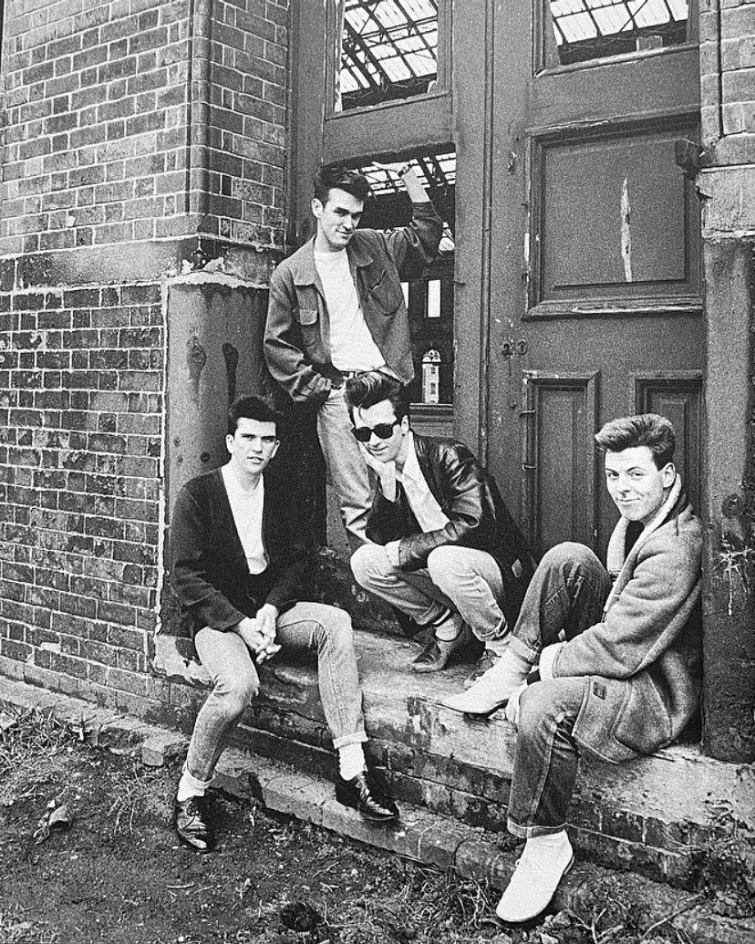 <b>The Smiths</b><br> The Smiths