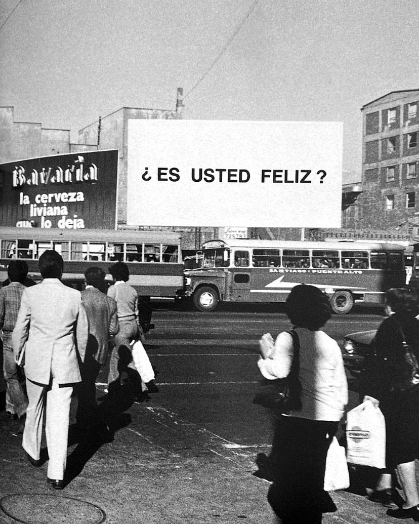 <b>Studies on Happiness: 1979-1981 </b><br>Alfredo Jaar