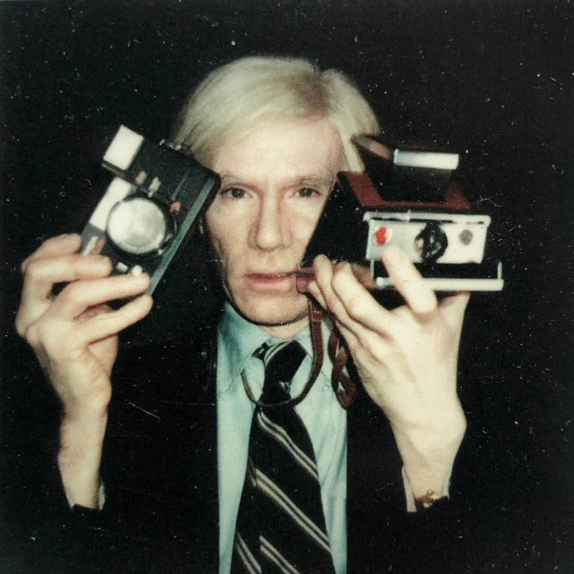 <b>Polaroids </b><br>Christopher Makos - Janus Books