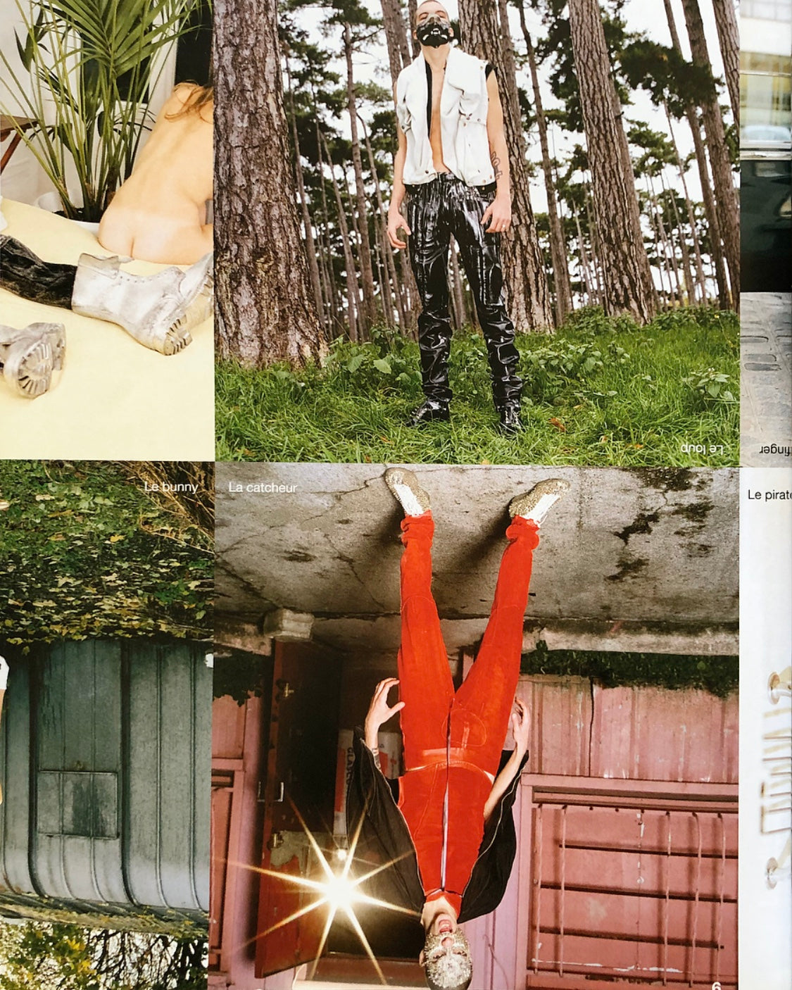 <b>A Magazine Curated By #1</b><br>Maison Martin Margiela - Janus Books
