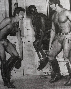 <b>Reference </b><br>Tom Of Finland