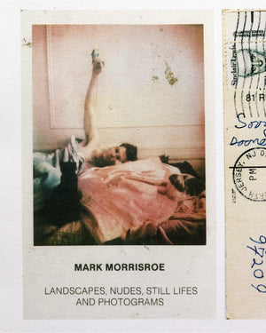 <b>Mark Dirt </b><br> Mark Morrisroe - Janus Books