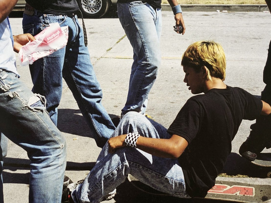 <b>Los Angeles 2003-2006 </b><br>Larry Clark - Janus Books