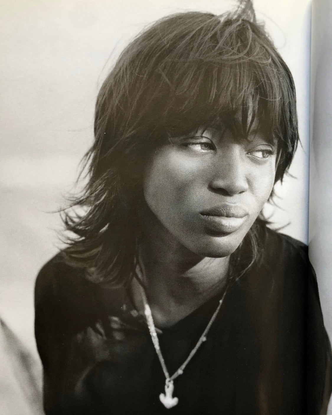 <b>Naomi Campbell By Peter Lindbergh </b><br>Vogue Italia - Janus Books