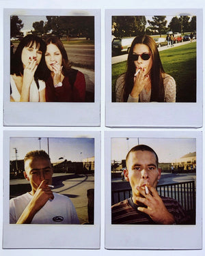 <b>Teenage Smokers 2 (signed)</b><br>Ed Templeton - Janus Books