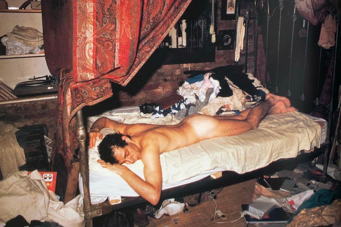 Nan Goldin: The Ballad of Sexual Dependency (signed)