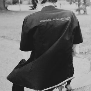 <b>Teenage Summercamp </b><br>Raf Simons - Janus Books