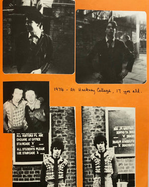 <b>The Sid Vicious Family Album </b><br>Anne Beverley - Janus Books