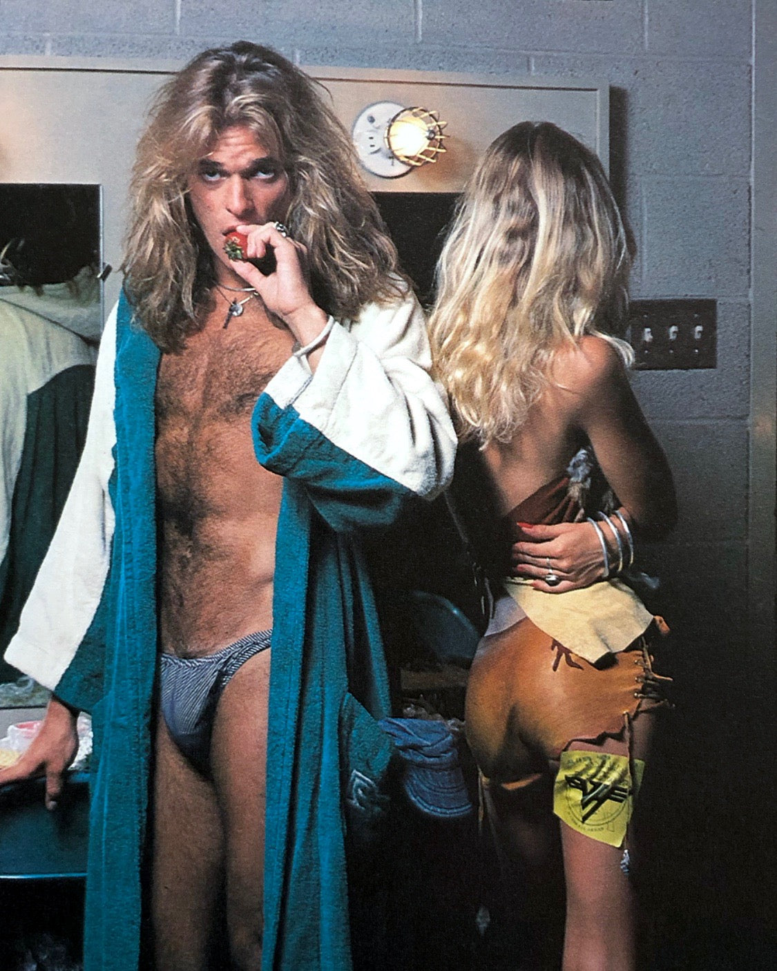 <b>Rock Stars in their Underpants </b><br>Paula Yates