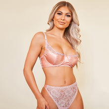 Load image into Gallery viewer, Pretty in Pink Nursing Bra
