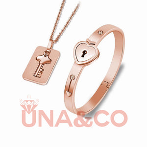 Couple's Matching Belt Romantic Bracelet