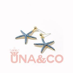 Starfish Earrings Perfect for Sea and Beach Vacation