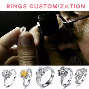 Rings Customization