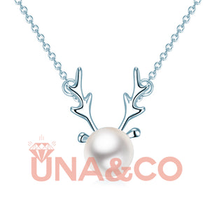 Elk Necklace - New Arrival for Christmas