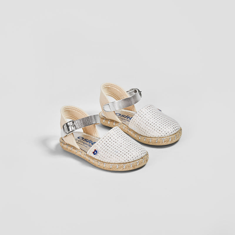Baby's Fantasy White Sandals