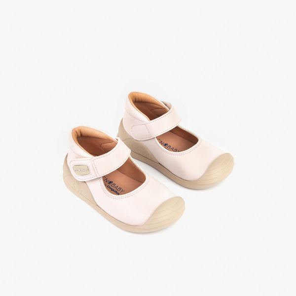 Baby's Nude Onmicro® Mary Janes