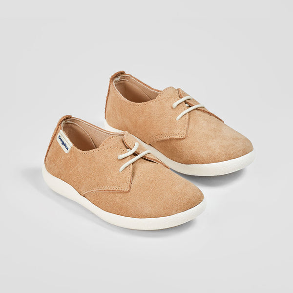 Boy's Sand Suede Shoes