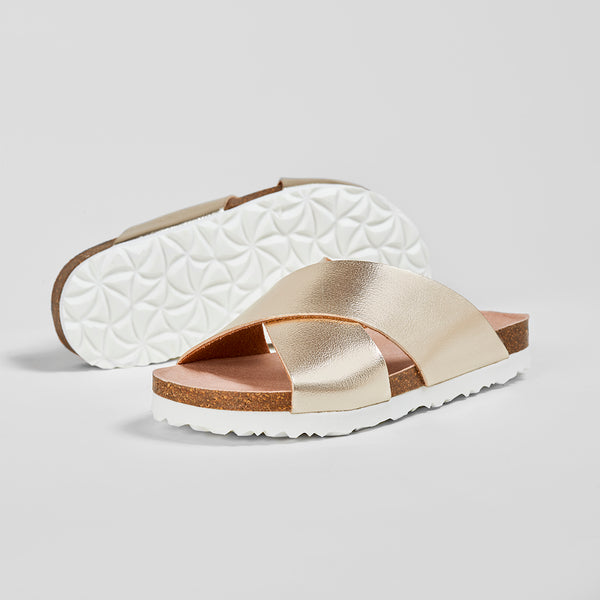 Girl's Platinum Bio Sandals