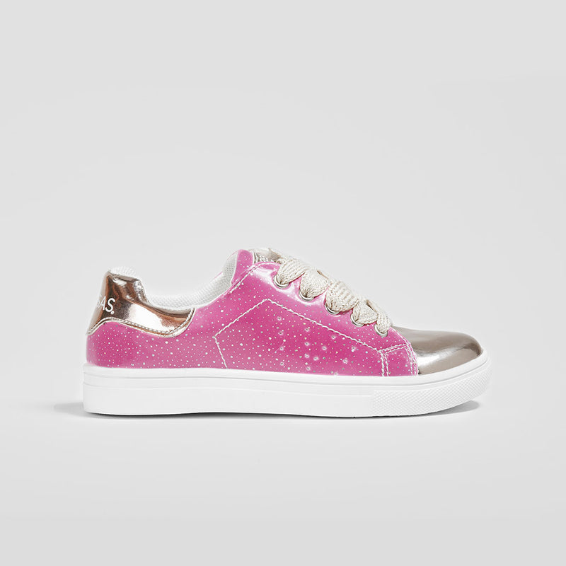 Girl's Solar Colour Changing Sneakers
