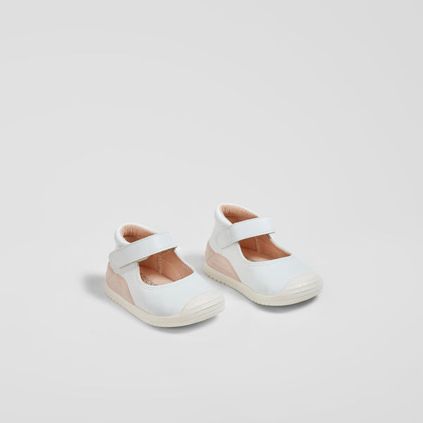 Baby's White onMicro® Mary Janes