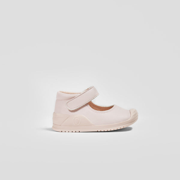 Baby's Pink onMicro® Mary Janes