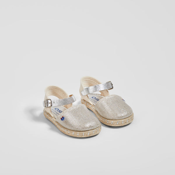Baby's Fantasy Silver Sandals