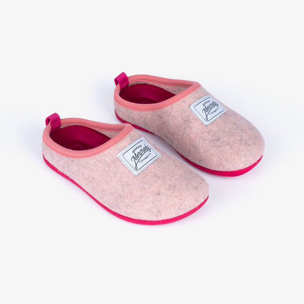 Pink Ecological Home Slippers