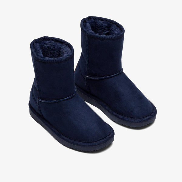 Australian Boots Navy Water Repellent