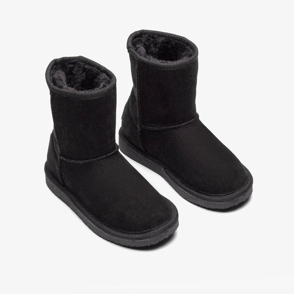 Australian Boots Black Water Repellent