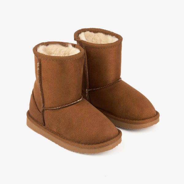 Australian Boots Brown Water Repellent