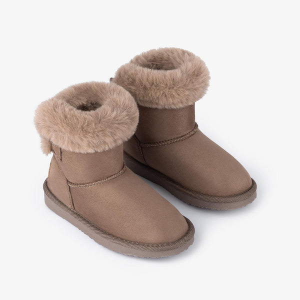 Australian Boots Taupe Water Repellent with Bow