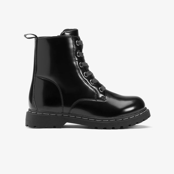 Children's Black Antik Boots