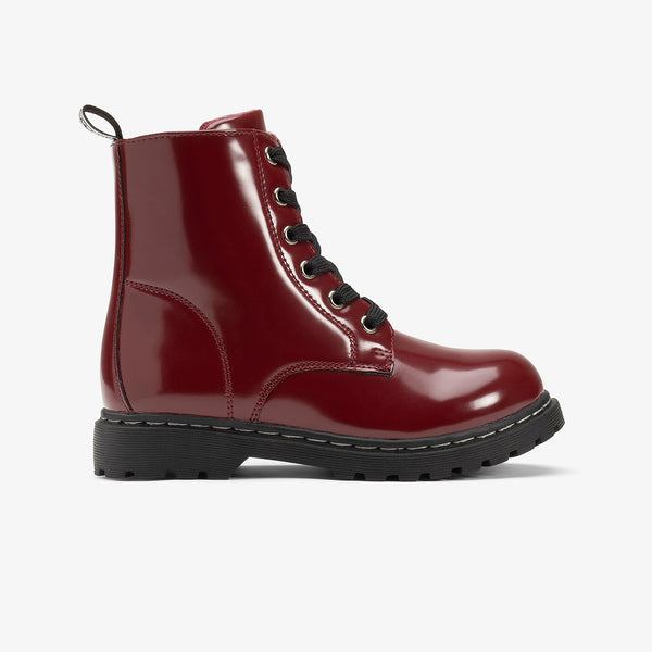 Children's Bordeaux Antik Boots
