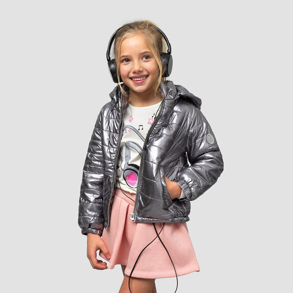 Girl's Lead Anorak