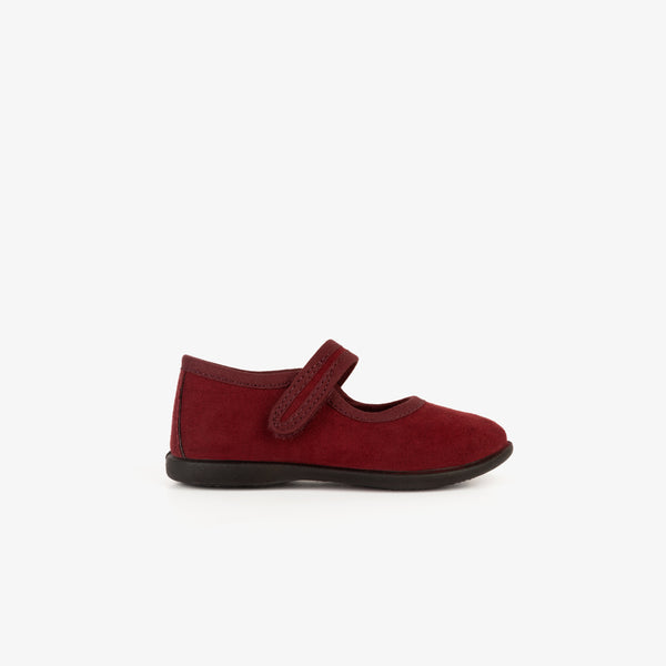 Baby's Bordeaux Water Repellent Mary Janes