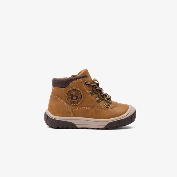 Baby's Camel Mountain Boots