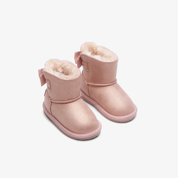 Baby's Magnesium Bow Australian Boots