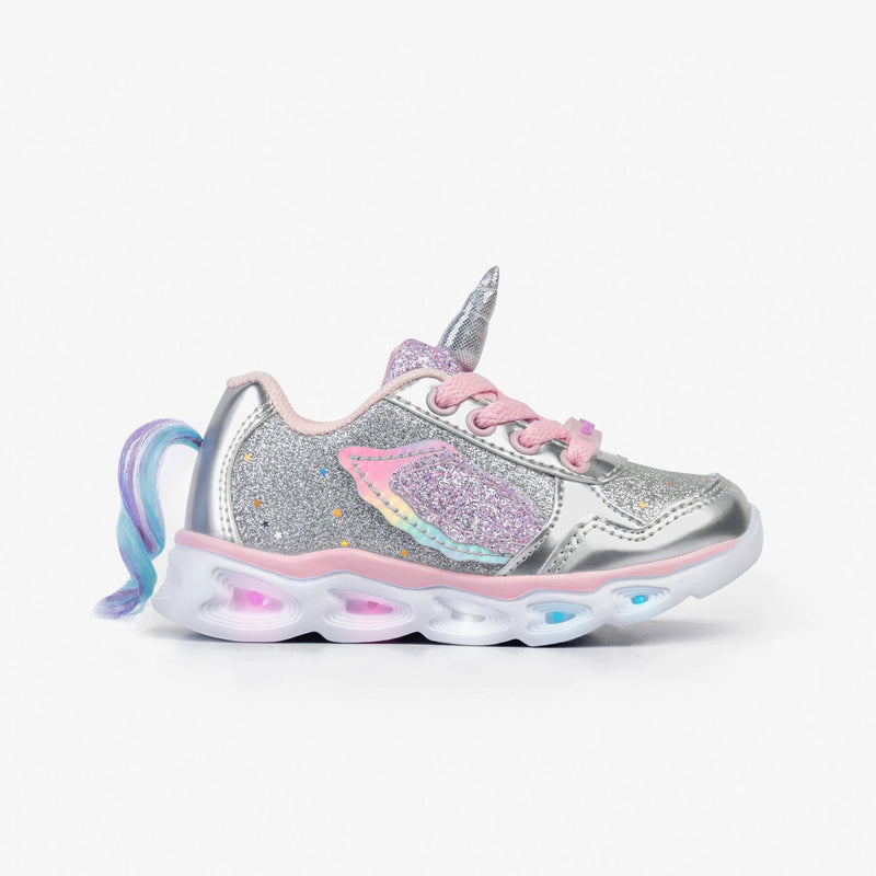 Unicorn's Sneakers with Lights