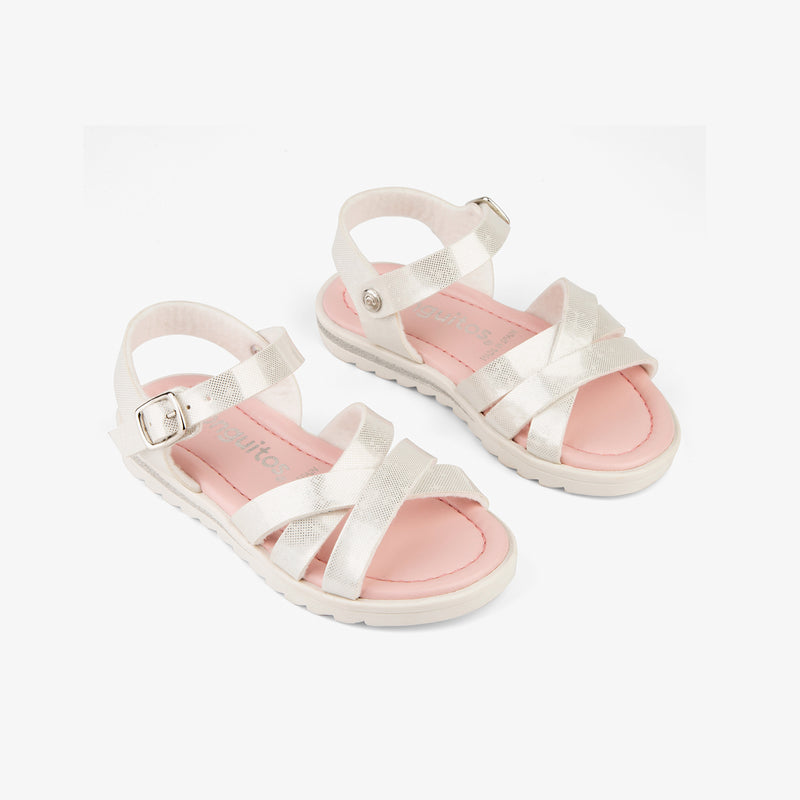 Girl's Colour Changing Sandals
