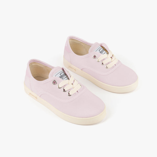 Pink Ecological Sneakers Mercredy