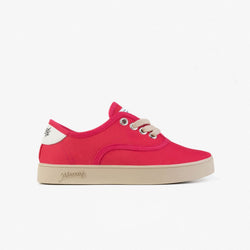 Fuchsia Ecological Sneakers Mercredy